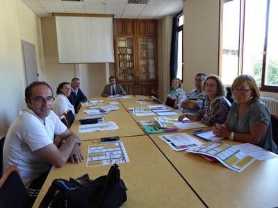 Conseil de Direction - rentrée 2014