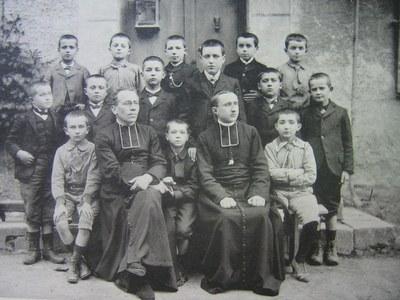classe de sixième - 1907