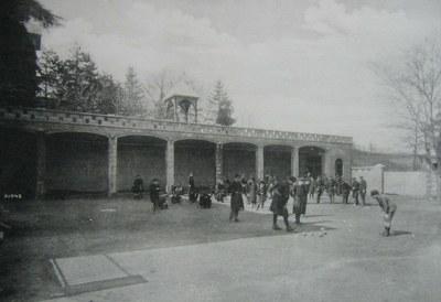 cours des petits séminaristes - 1921