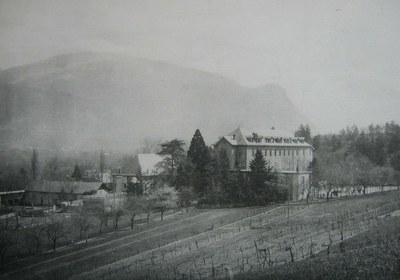vue générale du collège - 1921