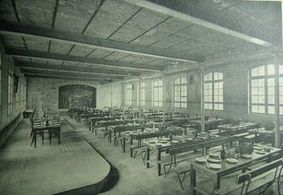 le réfectoire - 1926