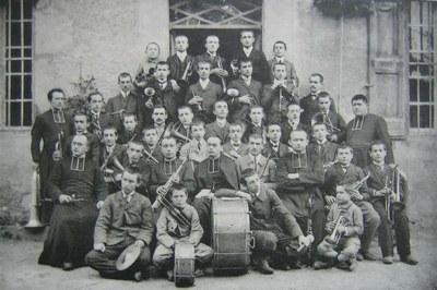 la fanfare - 1907